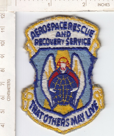 aerospace Rescue and Recovery Service ce rfu $4.00