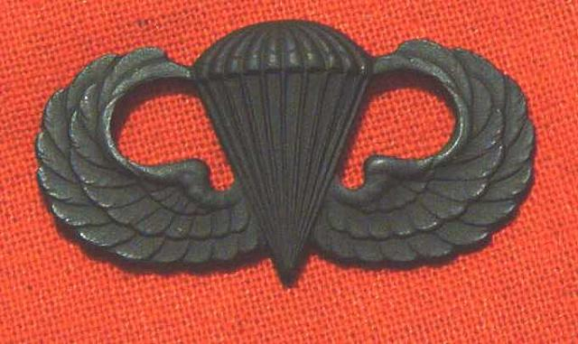 Airborne Wings Basic black sub cb $3.00