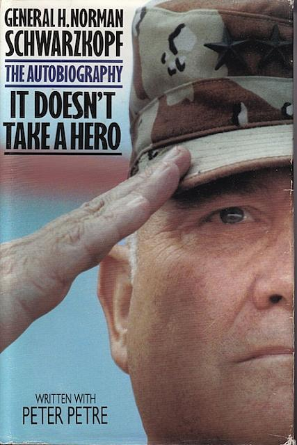 It Doesn't Take A Hero hc dj 1st Ed. $3.00