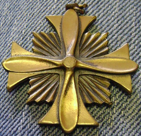 Army Distinguished Flying Cross (no ribbon) $15.00