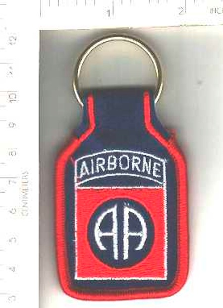 Key Ring 82nd Airborne Division $4.00