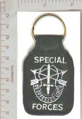 Key Ring U.S. Special Forces