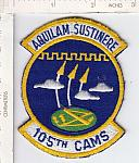 105th Consolidated Aircraft Maint Sq ce ns $3.00