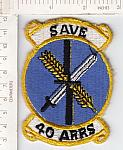 40th ARRS ce ns $3,50