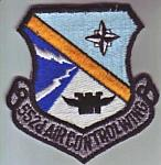 552nd Air Control Wing (small size) ce ns $4.99