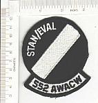 552nd AWAC Standards and Evaluation Wing ce ns $5.99