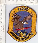 Aerospace Defense Command EXPERT ce ns $3.00