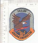 Aerospace Defense Command SKILLED ce ns $3.00