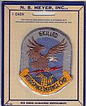 Aerospace Defense Command SKILLED pkg of 1 ce ns $5.00