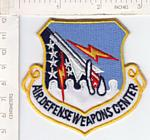 F-106 Delta Air Defense Weapons Center ce ns $3.25