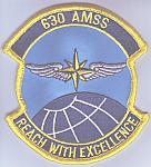 630th Air Mobility Support Sq me ns $3.50