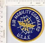 U.S.A.F. Air Mobility Cmd me ns $3.25