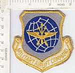 Military Airlift Command ce ns $3.00