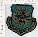 Military Airlift Command ce rfu sub $1.00