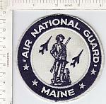 Air National Guard MAINE ce ns $4.50