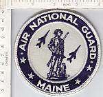 Air National Guard MAINE me ns $4.50