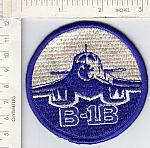 B-1B blue & white me ns $3.00