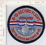B-1B Record Flight  me ns $3.50
