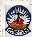 Desert Storm small ce ns $4.00
