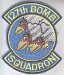 127th Bomb Sq. ce ns $$3.00