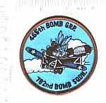 465th Bomb Grp 782nd Bomb Sqdn me ns $3.00