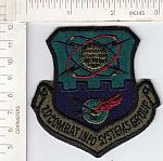 2nd Combat Info systems Group sub ce ns $1.00