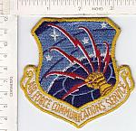 Air Force Communications Service medium ce ns $6.50