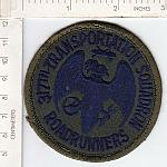 317th Transportation Sq ROADRUNNERS me rfu sub.$2.00