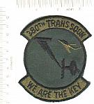380th Transportation SQDN sub ce ns $3.00