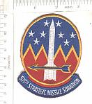 571st Strategic Missile Sq ce ns $3.25