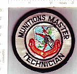 SAC Munitions Master Technician me ns $4.50