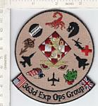 363d Exp Ops Group dsrt ce ns $7.49