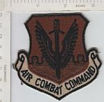 Air Combat Command #1 dsrt ce ns $4.00
