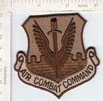Air Combat Cmd #2 dsrt ce ns $4.00