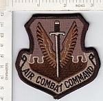 Air Combat Cmd dsrt me ns $4.00