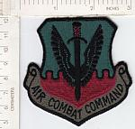 Air Combat Cmd sub ce rfu $1.00