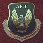 USAF Air Force Engineering Tech badge enamel, cb $8.00