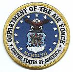 Department of the Air Force ns me $3.00