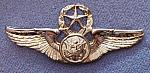 USAF Master Crew Enlisted dress wings bfcb sf $10.00
