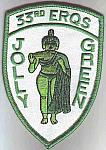 33rd Emergency Rescue Sq ERQS  Jolly Green me ns $5.49