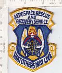 Aerospace Rescue and Recovery Service ce ns $5.99