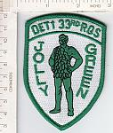 Det 1 33rd RQS Jolly Green me ns $4.75