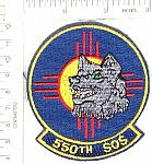 USAF 550th Special OPerations Sq ce ns $4.99
