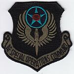 USAF SPECIAL OPERATIONS COMMAND sub ce ns $4.25