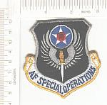 USAF Special Operations (velcro) ce ns $4.00