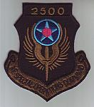 USAF SPECIAL OPERATIONS COMMAND 2500 hrs sub ce ns $4.90