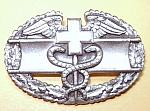 Combat Medic badge N.S. Meyer cb socb $8.50