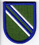165th Quartermaster Company flash me ns $3.50