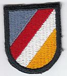 37th Airborne Armor Group flash ce ns $10.00
