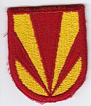 4th Air Defense Arty 3rd Bn flash ce ns $5.00